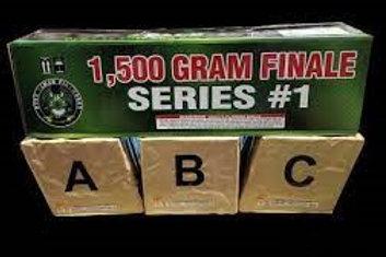 1500 Gram Finale Series #1