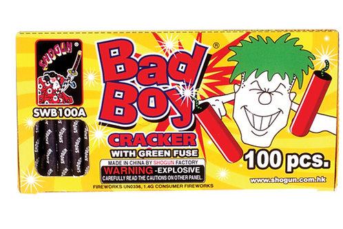 Bad Boy Cracker 100pc