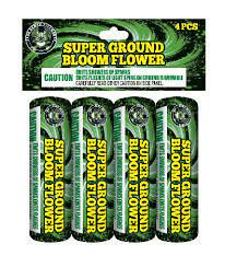 Super Ground Bloom Flower
