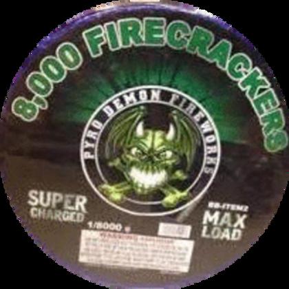8000 Fire Cracker Roll