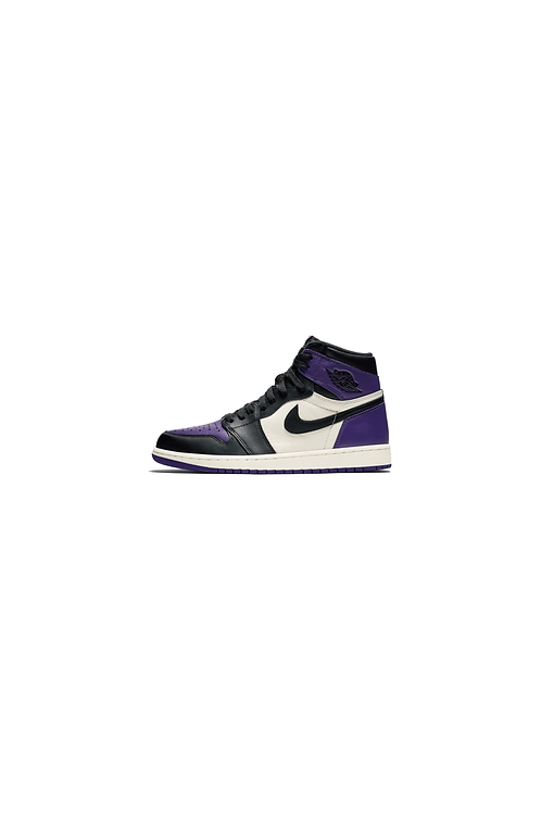 Nike Air Jordan 1 Retro High Court Purple 555088-501