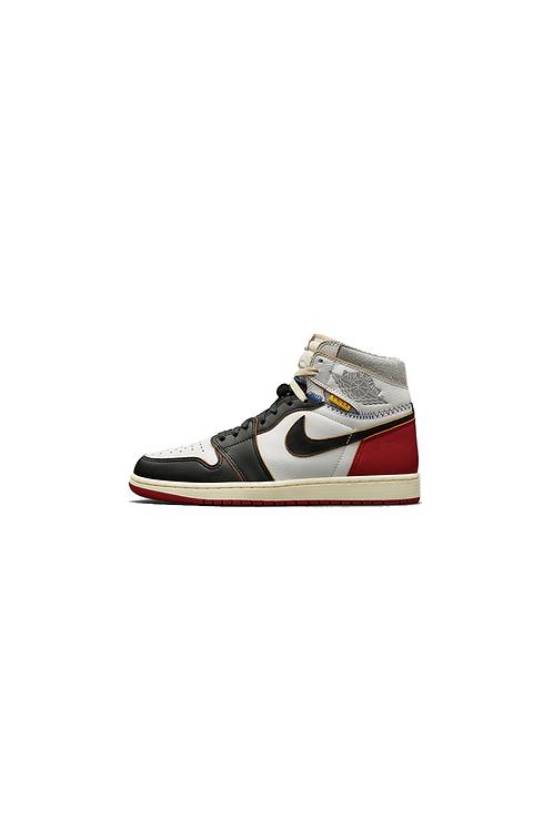 Nike Air Jordan 1 Retro High Union Los Angeles Black Toe BV1300-106