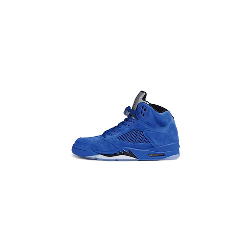Jordan 5 Retro Blue Suede 136027-401