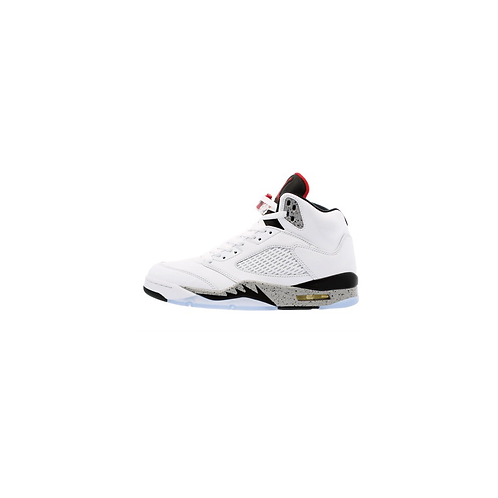 Jordan 5 Retro White Cement 136027-104