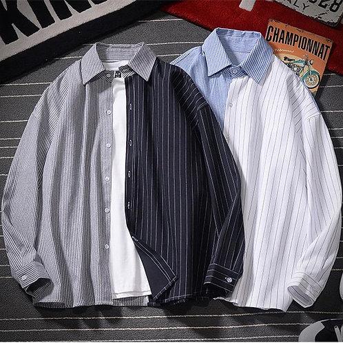 アシンメトリーシャツ JW2020010918-cl