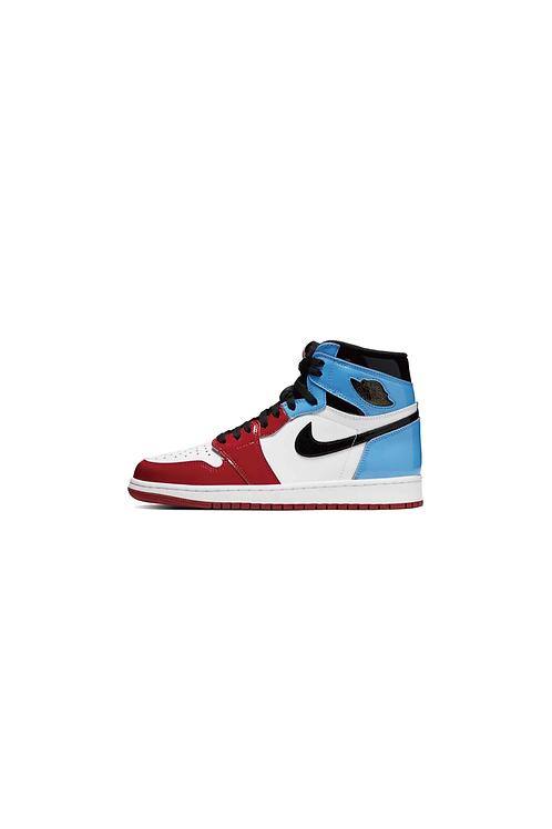 Nike Air Jordan 1 High Fearless UNC Chicago CK5666-100