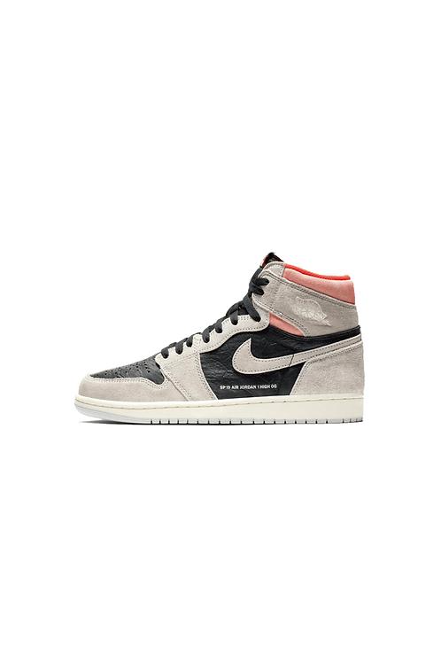 "Nike Air Jordan 1 Retro High OG ""Neutral Grey"" 555088-018"