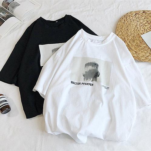 プリントTシャツ ZY2019050503-XZ