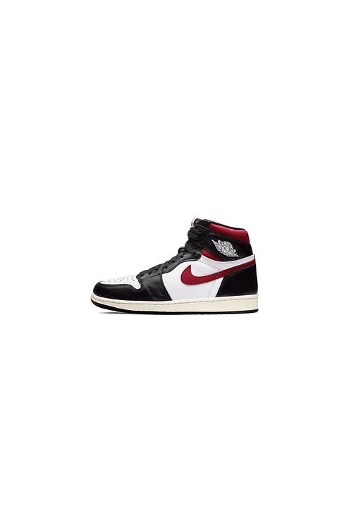 Nike Air Jordan 1 Black Gym Red 555088-061