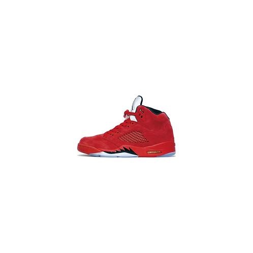 Jordan 5 Retro Red Suede 136027-602