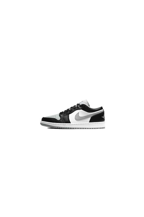 Nike Air Jordan 1 Low Black Smoke Grey 553558-039