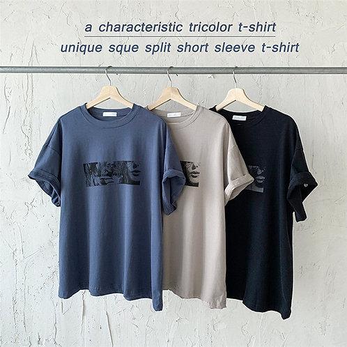 プリントTシャツ ZY2019070601-XZ