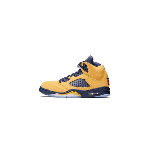 Nike Air Jordan 5 Retro Michigan (2019) CQ9541-704