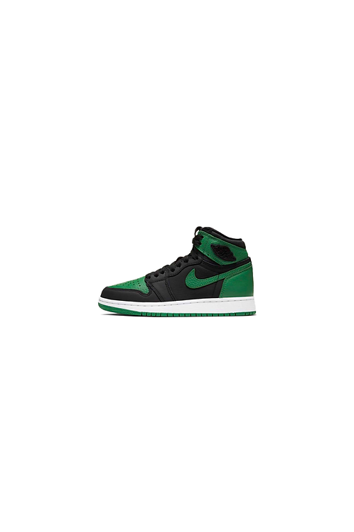 Nike Air Jordan 1 Retro High OG Pine Green Black (2020) (GS) 575441-030