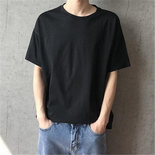 ソリッドカラーTシャツ ZY2019062103-XZ