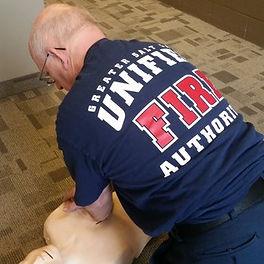 Brad Tillotson Professional CPR Trainer
