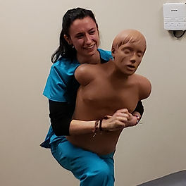 Onsite CPR Training for Medical Staff by