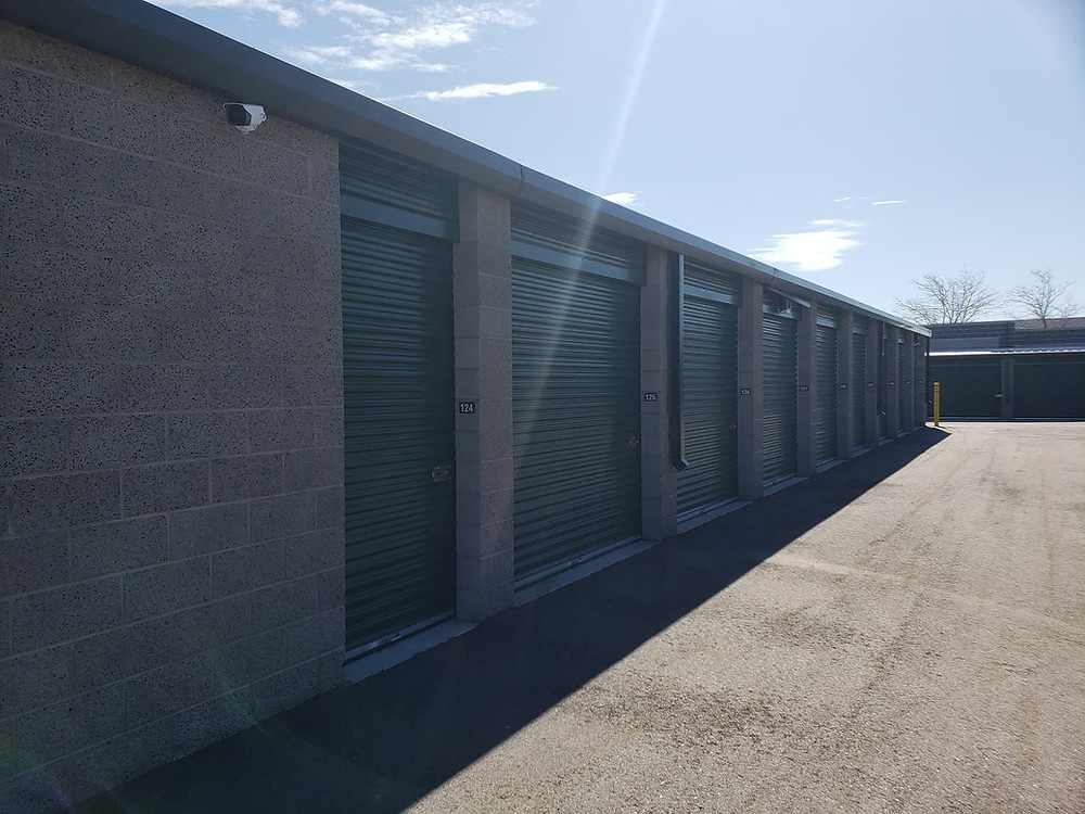 Oquirrh View Storage Facility Outdoor Storage Units