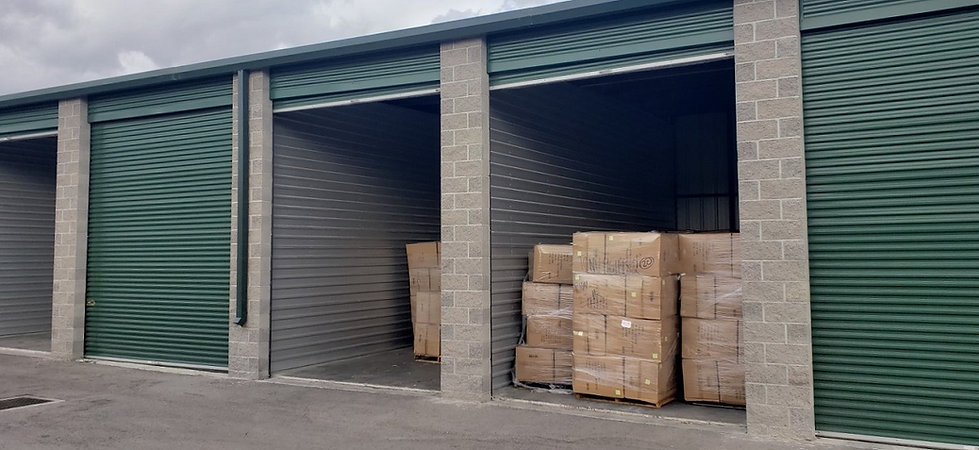 Large Storage Units for Business Oversto