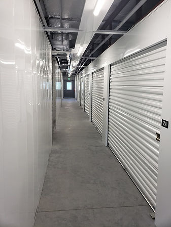 Large Indoor Climate-Controlled Storage