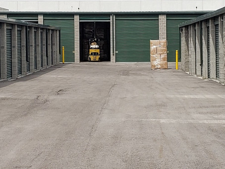 Can You Run a Business from Your Storage Unit?