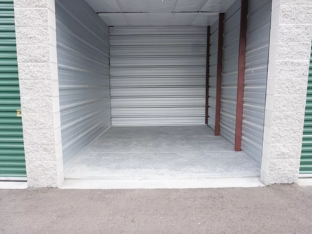 Why Use A Self-Storage Unit?