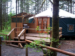 Oregon Yurt Rentals