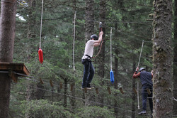 The best challenge course in Oregon