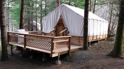 Cabin Tent Rentals
