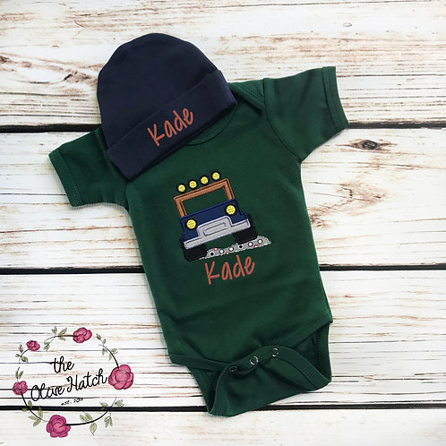Jeep Baby Outfit II