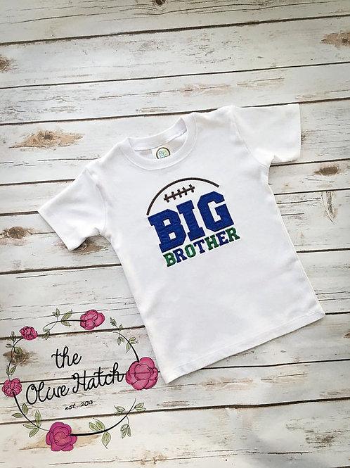 Big Bro Football Shirt