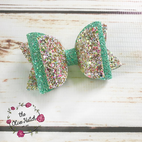 Sandy Jewels Bow - Double Stack