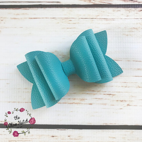 Peacock Bow - Double Stack