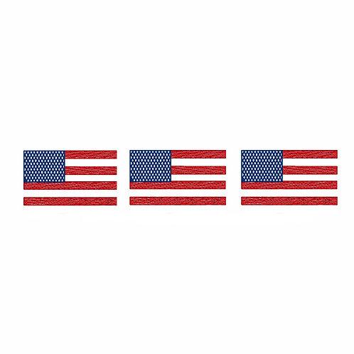 Flag Sketch Embroidery (BOY)