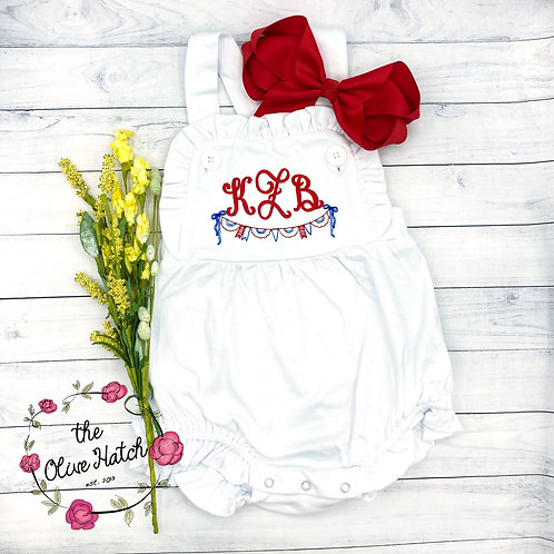 copy of Fourth of July Sunsuit