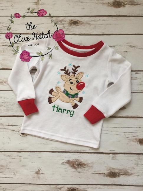 Rudolph Christmas Shirt
