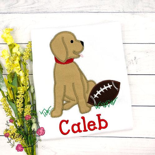 Football Dog Shirt