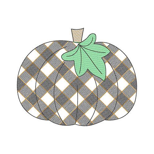 Sketch Pumpkin