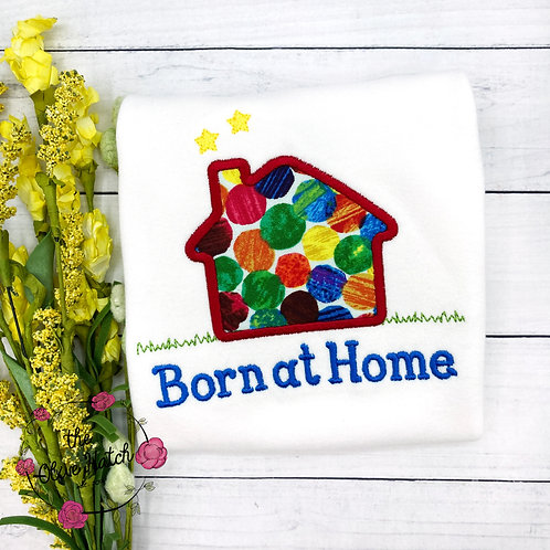 Born at Home Baby Outfit