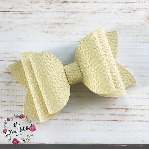 Buttercup Bow - Double Stack