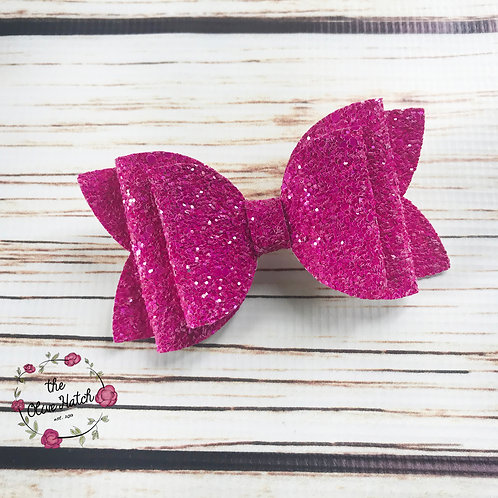 Hummingbird Bow Double Stack