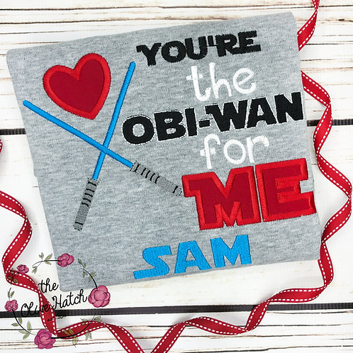 You're The Obi-Wan for Me