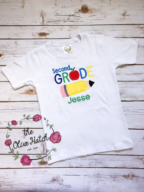 Grade Pencil Shirt