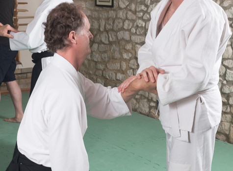 Integrity in Aikido