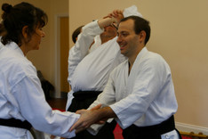 Aikido as a Tool in Business Coaching and Training