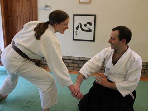 Connection and What It Means in Aikido