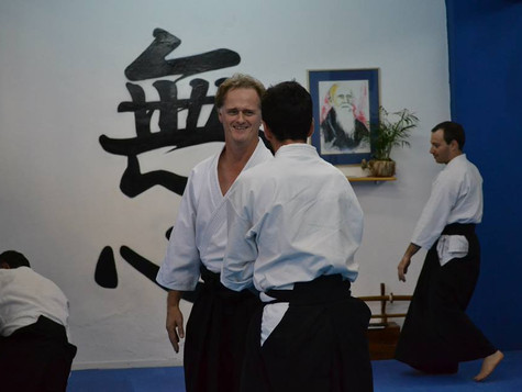 Aikido – A World of Paradoxes