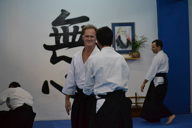 Aikido in Business