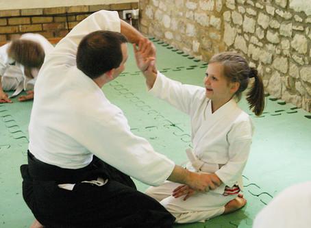The Art Of Ukemi in Aikido