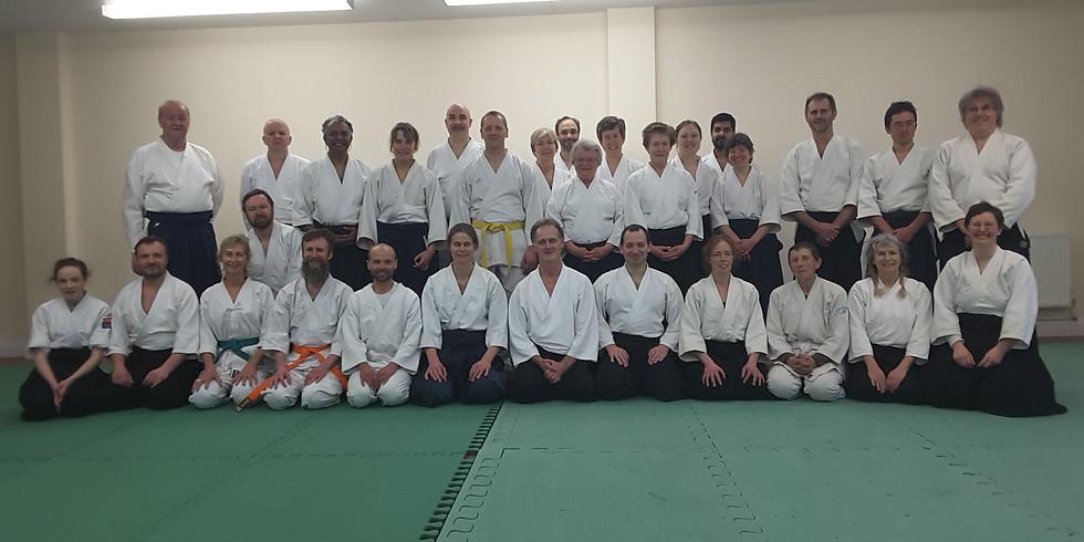 An Aikido Seminar with Mary Heiny Sensei